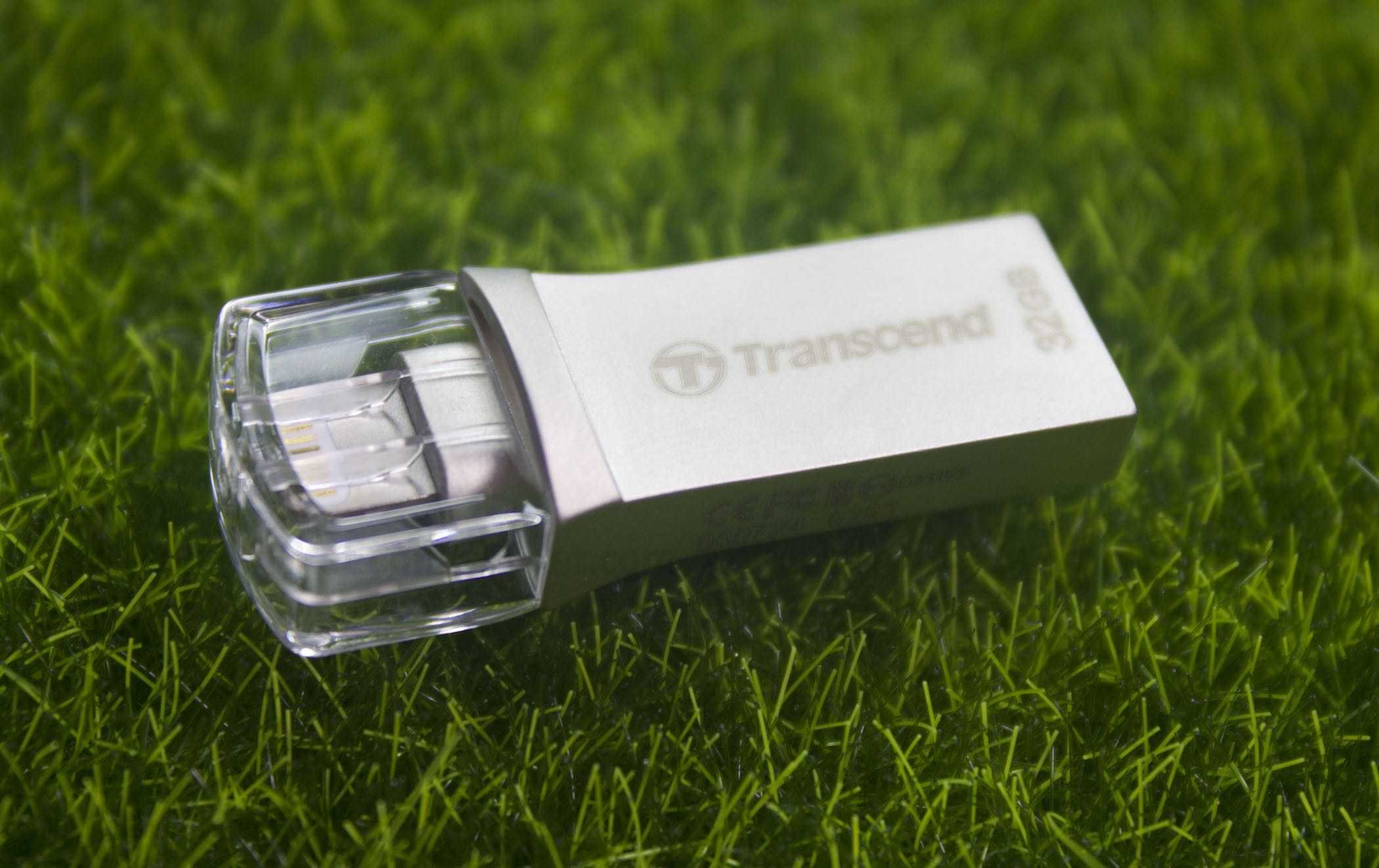Transcend JetDrive Go 500S iPhone iPad iPod Touch Drive Flash Review 15