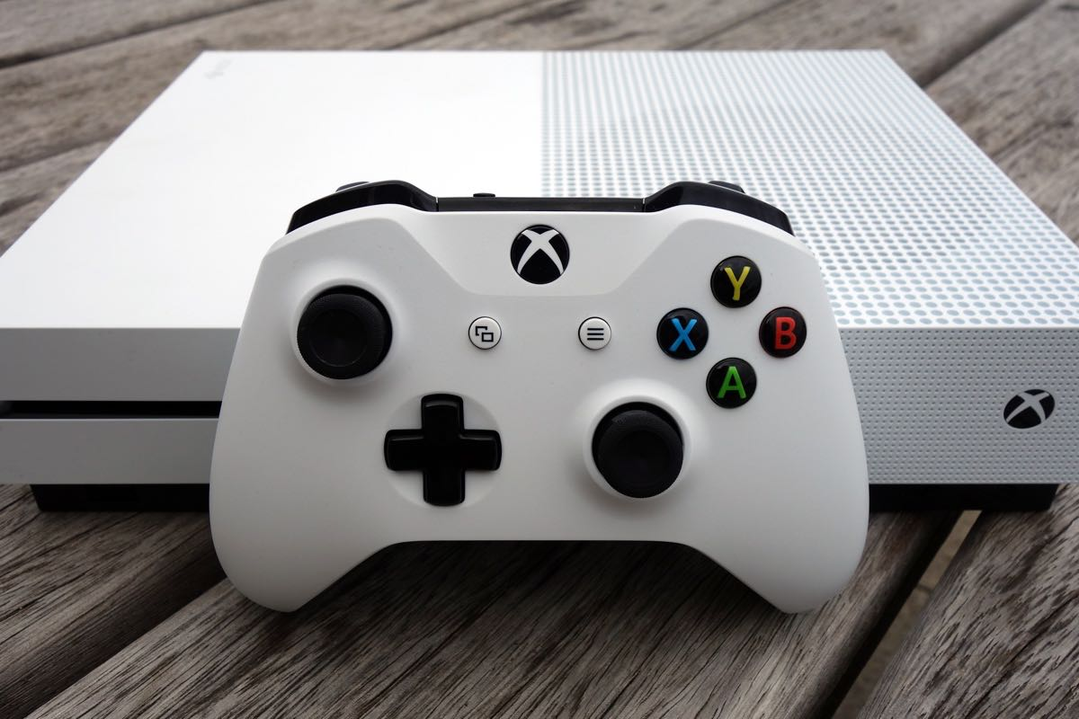 Xbox One S Slim Russia 2