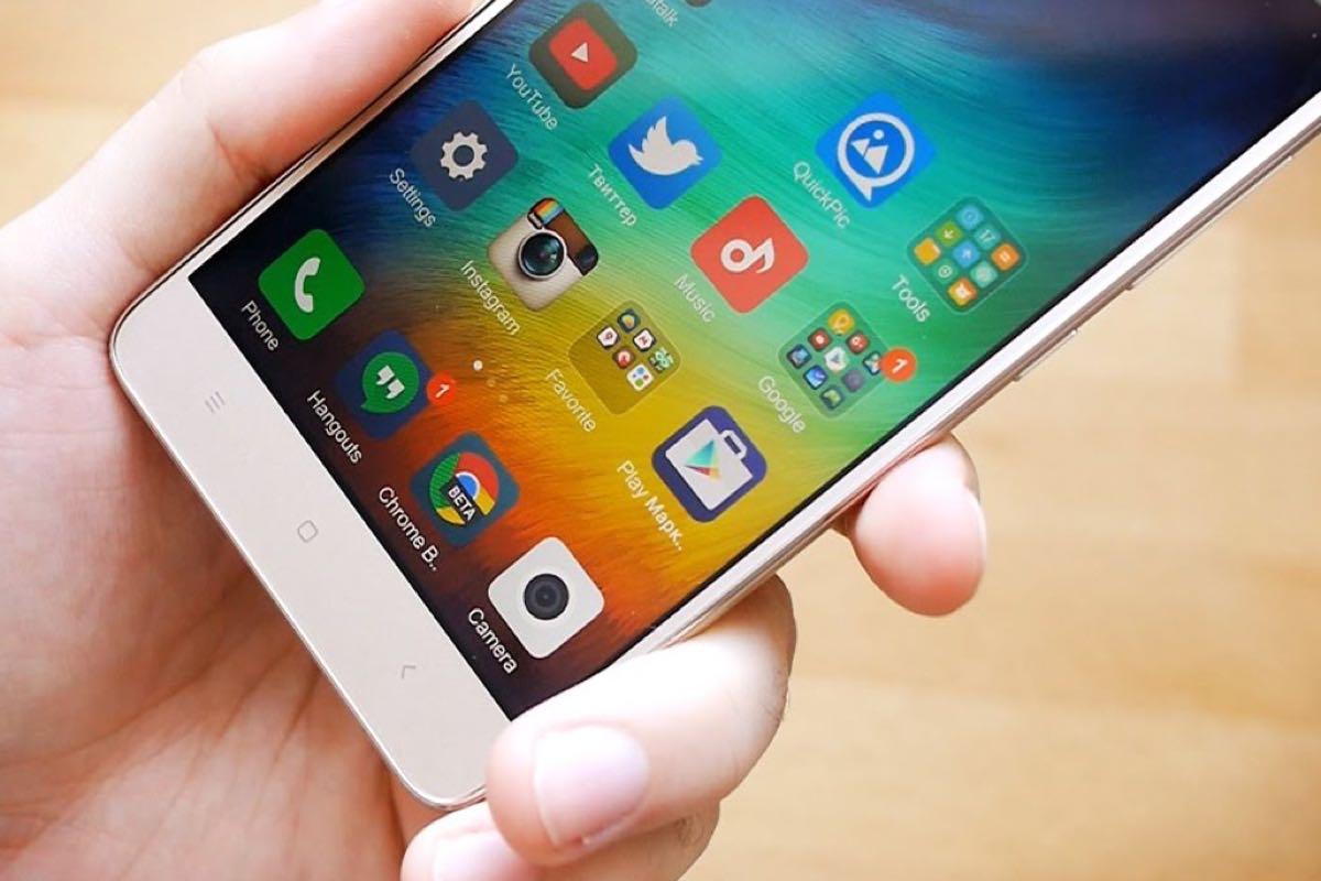 Xiaomi Mi Note 2 Pro 3