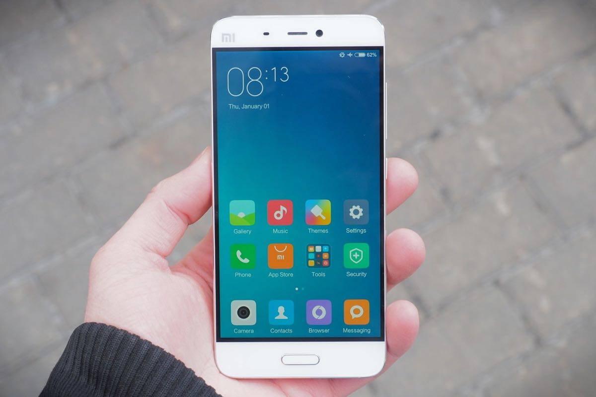 Xiaomi Mi5 Buy Russia