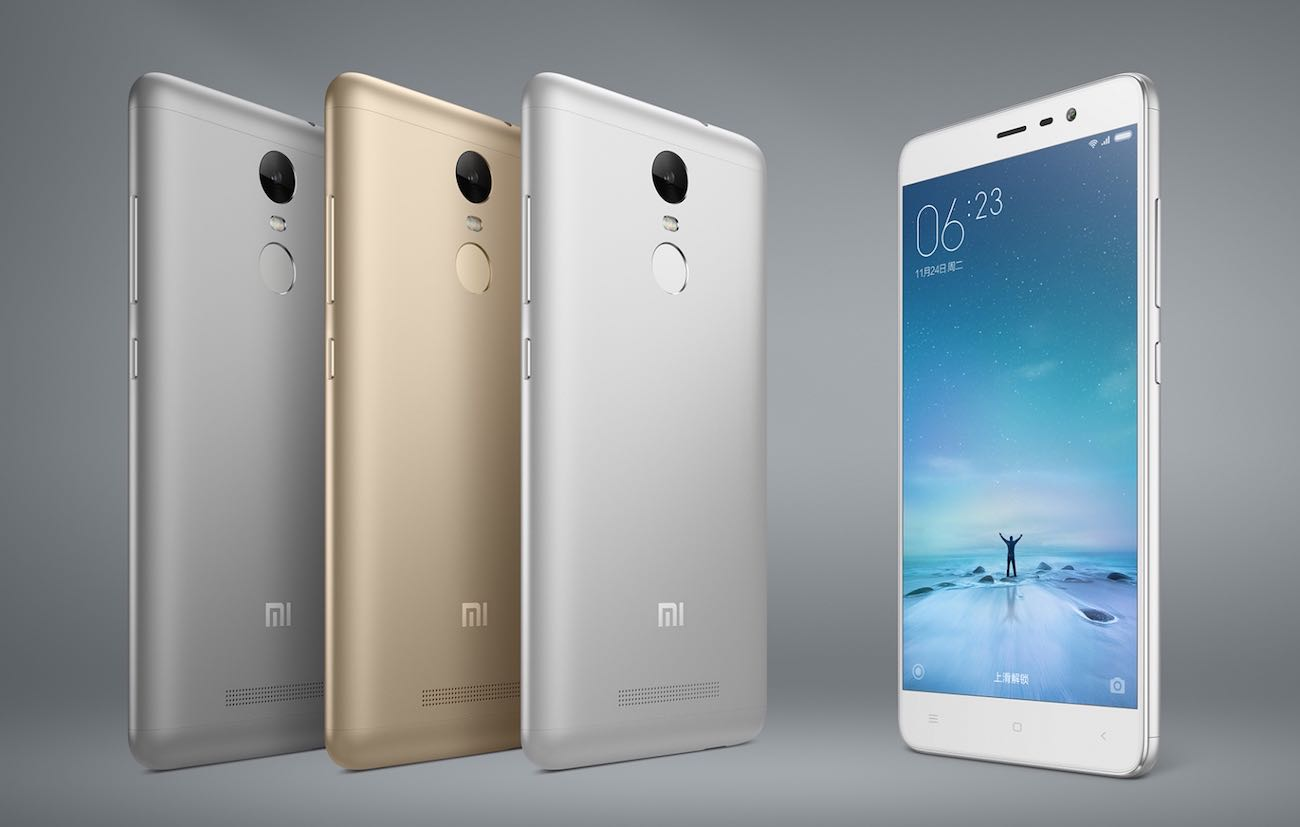 Xiaomi redmi Note 4 3