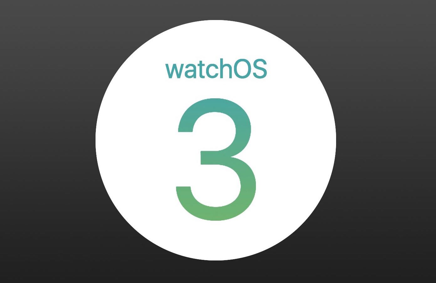 watchOS 3 iOS 10 tvOS 10 3