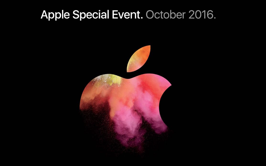 Apple Event MacBook Pro OLED