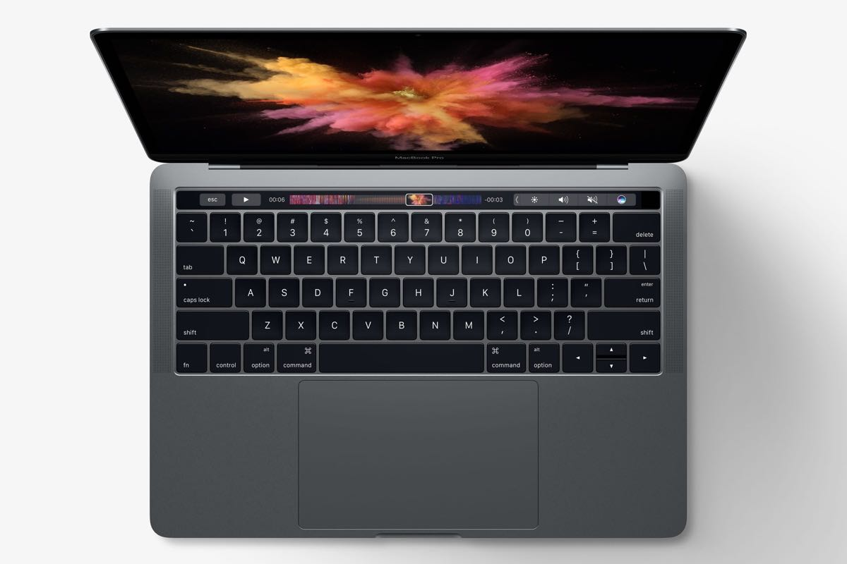 Apple MacBook Pro 2016 OLED