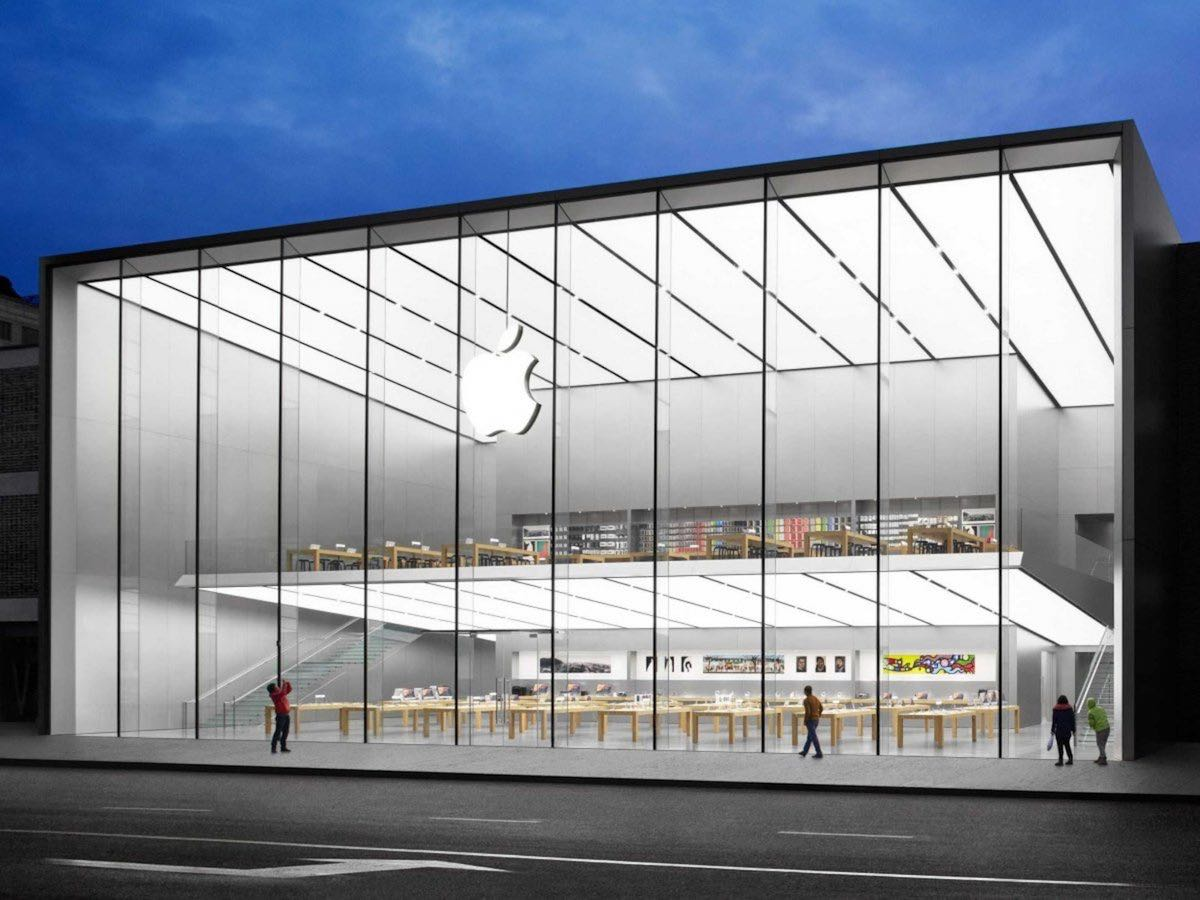 Apple Store Russia