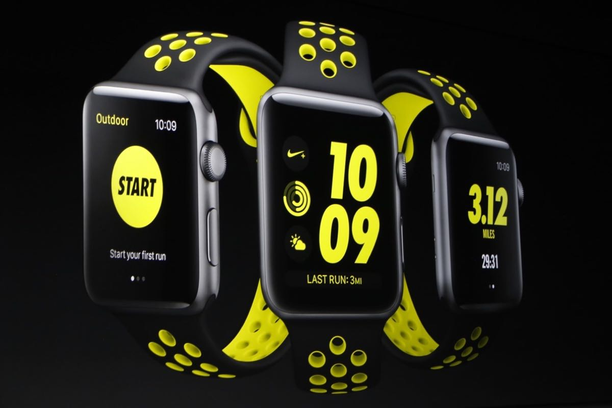 Apple Watch Nike+ 1