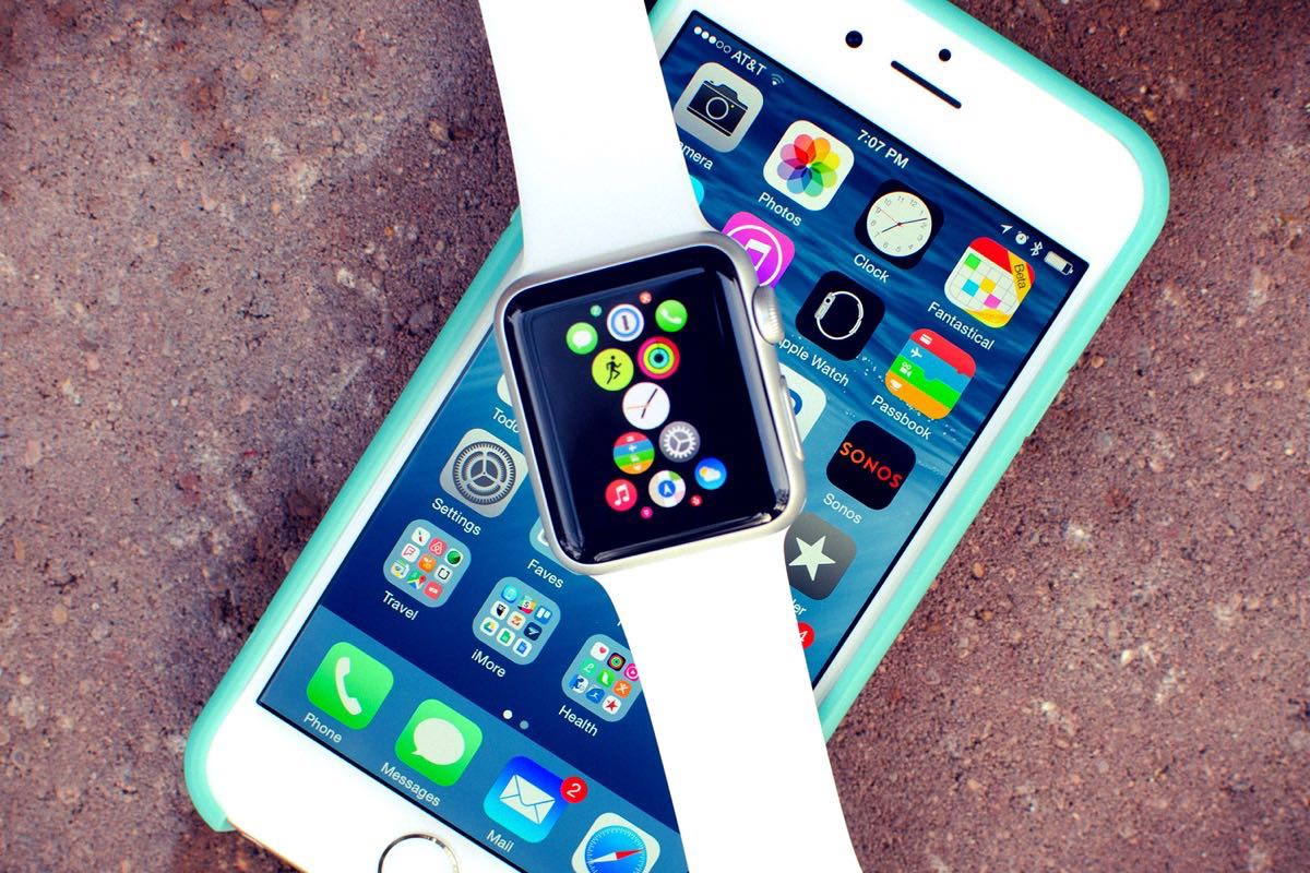 Apple Watch Seires 3 iPhone 8 Apple