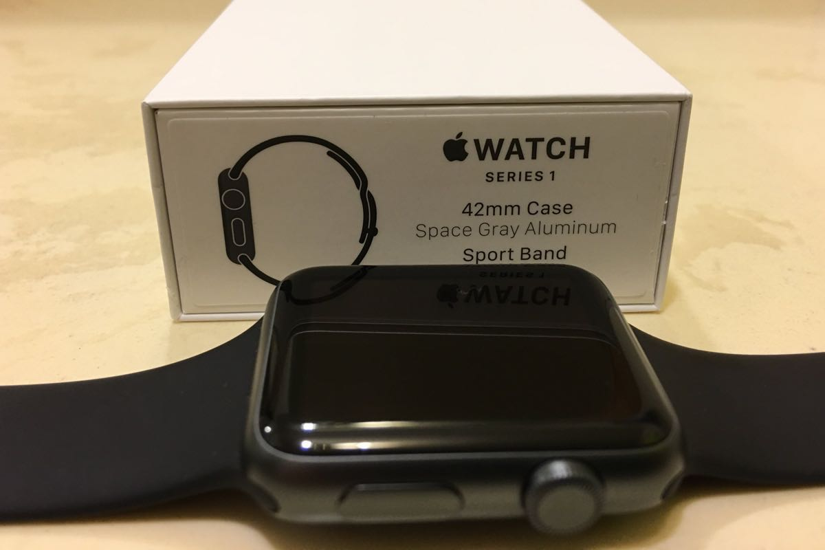 Apple Watch Series 1 Russia Buy