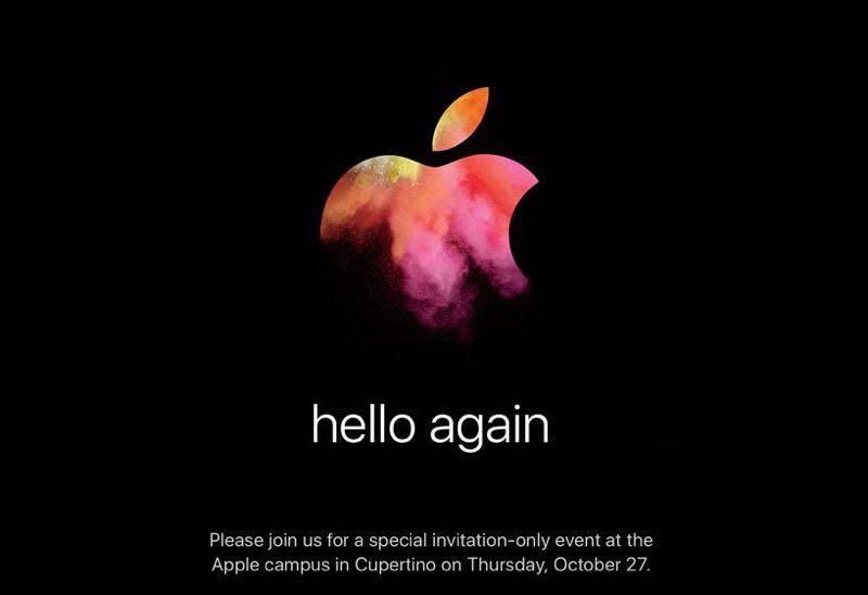 Apple iMac Hello Again 2