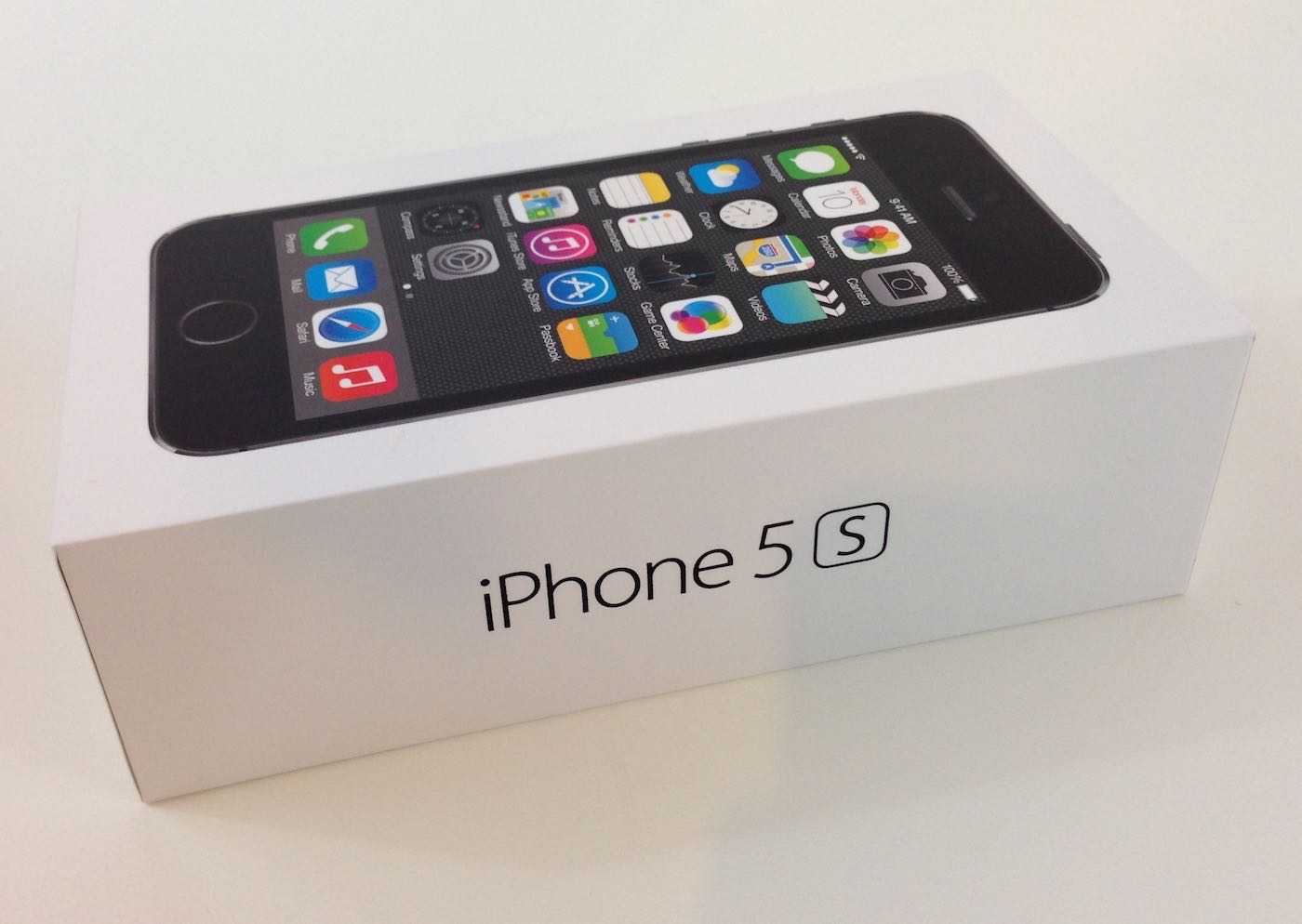 Apple iPhone 5s 4