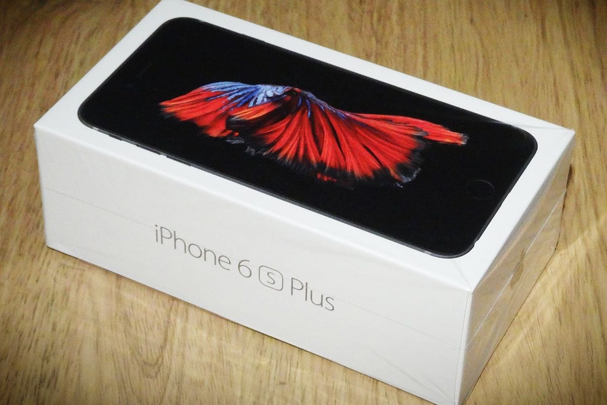 Apple iPhone 6s 64Gb review Unboxing 3