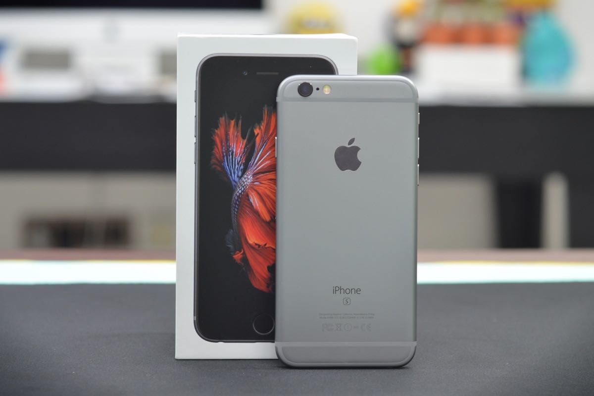 Apple iPhone 6s 64Gb review Unboxing