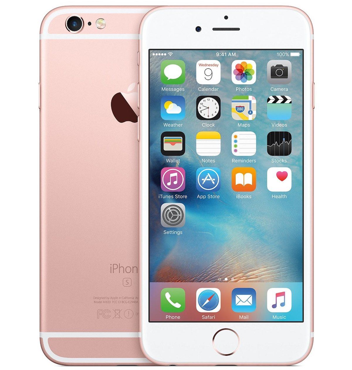 Apple iPhone 6s Buy Shop Rose Gold