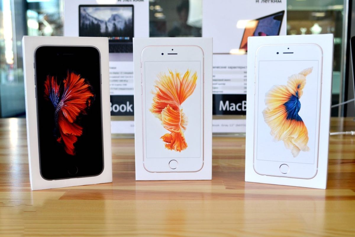 Apple iPhone 6s Buy Shop USA Russia 2
