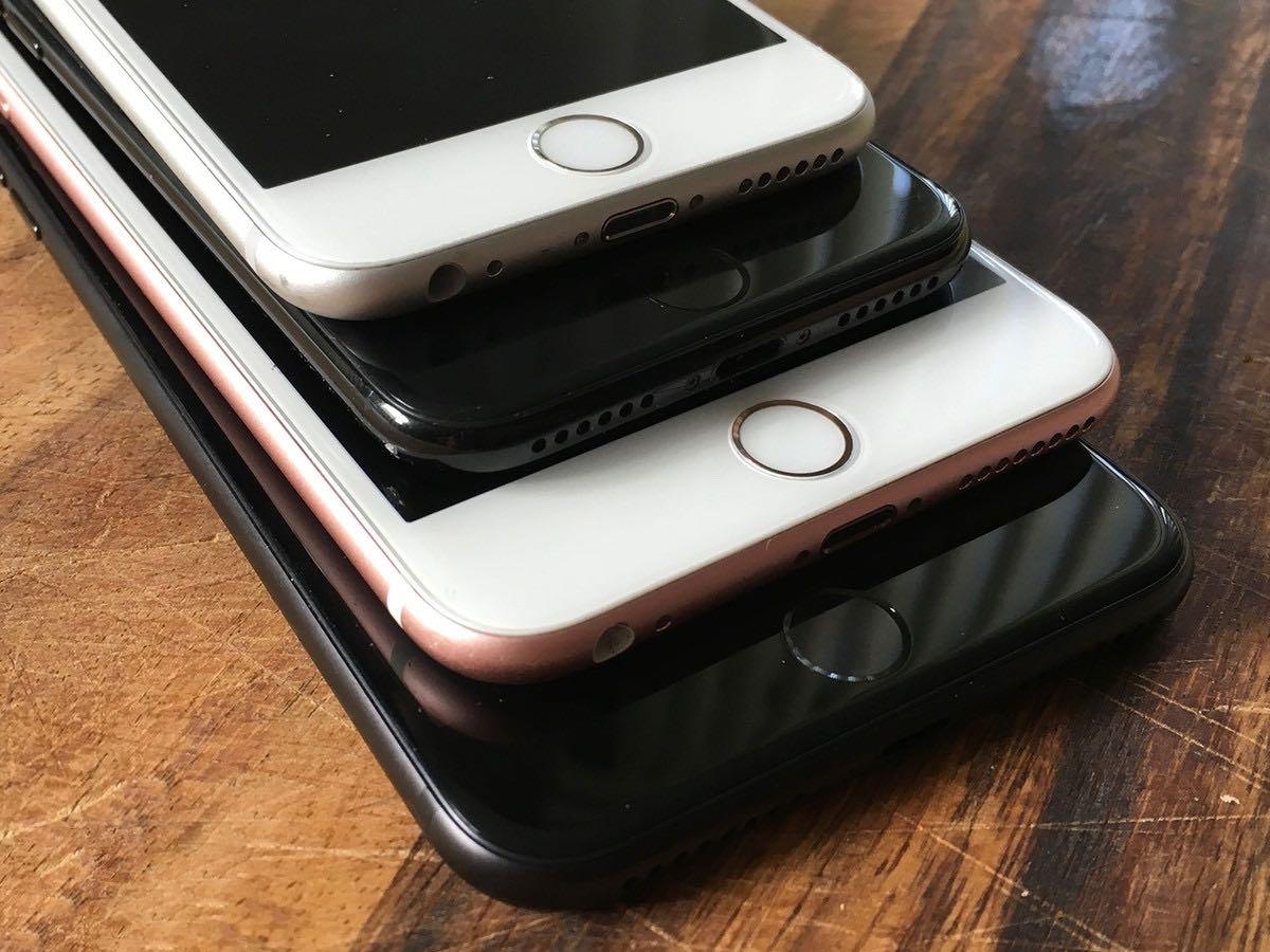 Apple iPhone 7 Google Pixel Pixel XL review 3