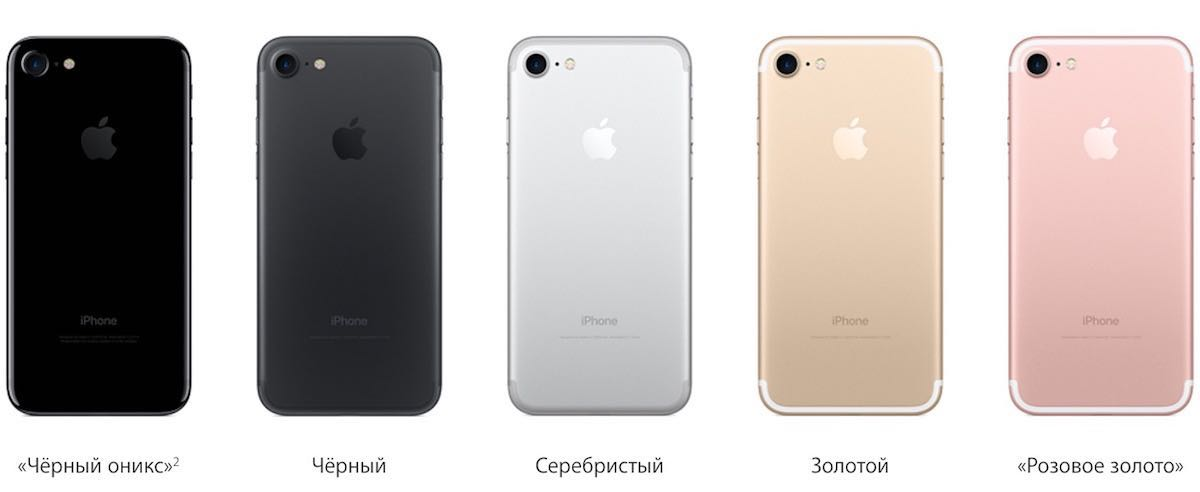 Apple iPhone 7 Plus Russia Apple Store