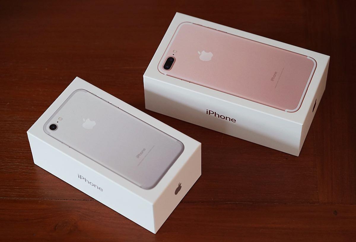 Apple iPhone 7 Plus Russia Shop Buy 2