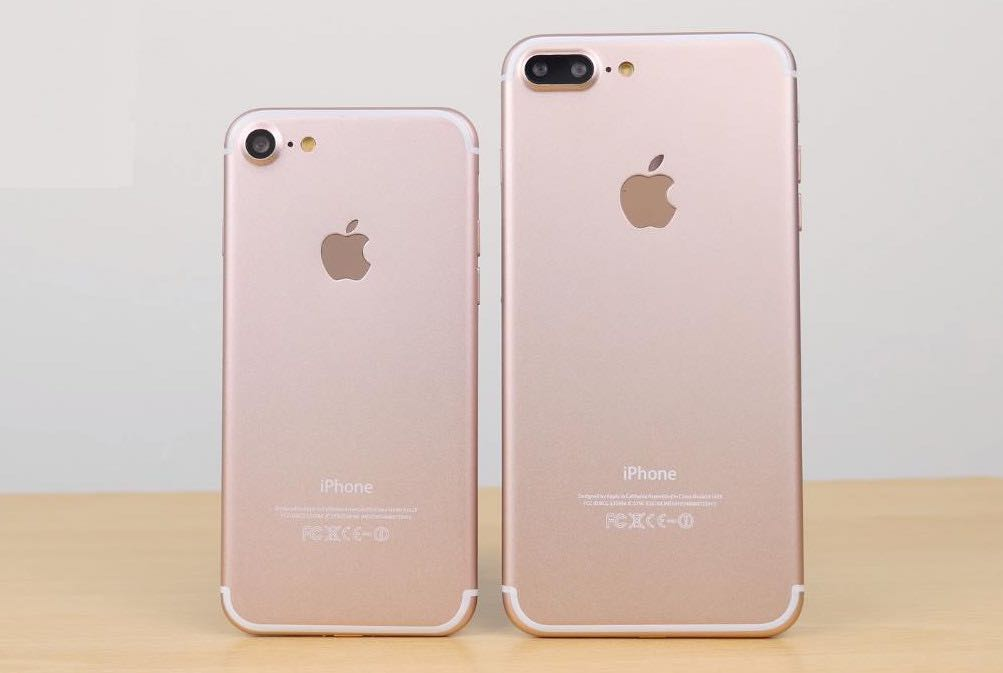 Apple iPhone 7 Plus iPhone 6s Rose Gold 4