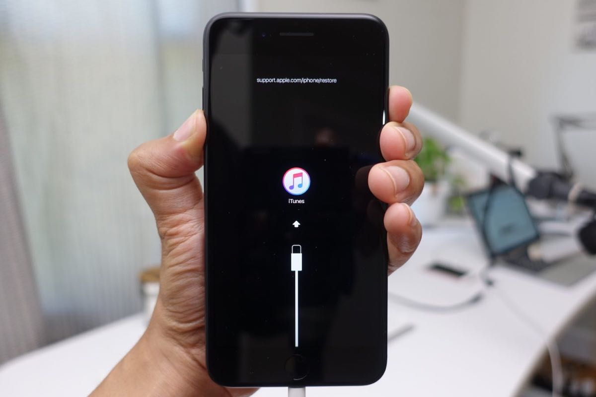 DFU режим iPhone: Как войти в режим DFU и зачем он нужен? » iPhone/iPad