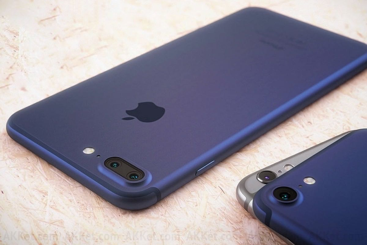 Apple iPhone 8 Deep Blue