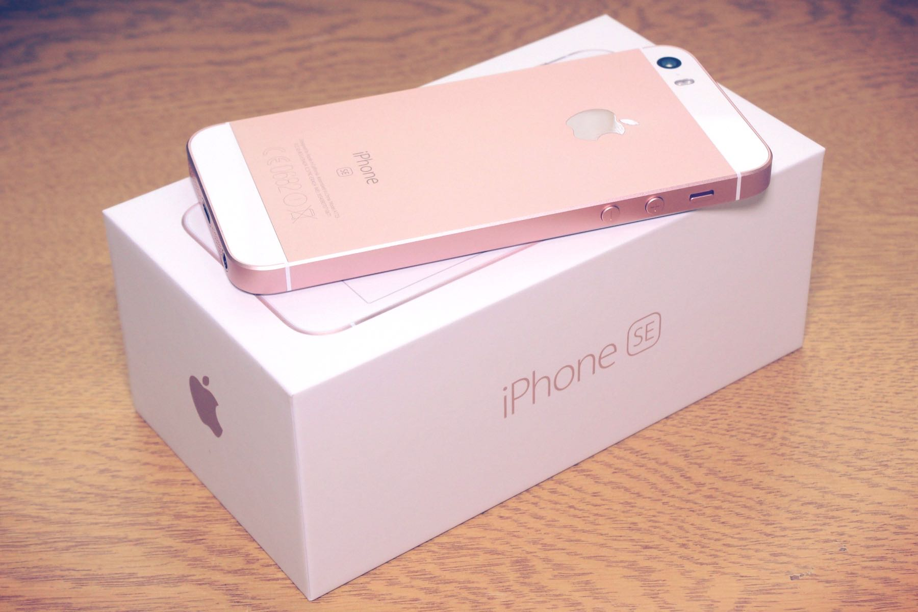 Apple iPhone SE Rose Gold Buy eBay $349 2