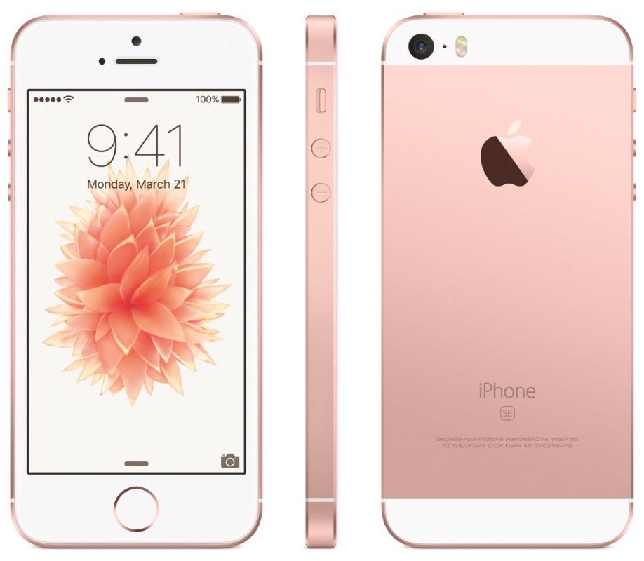 Apple iPhone SE Rose Gold Buy eBay $349 4