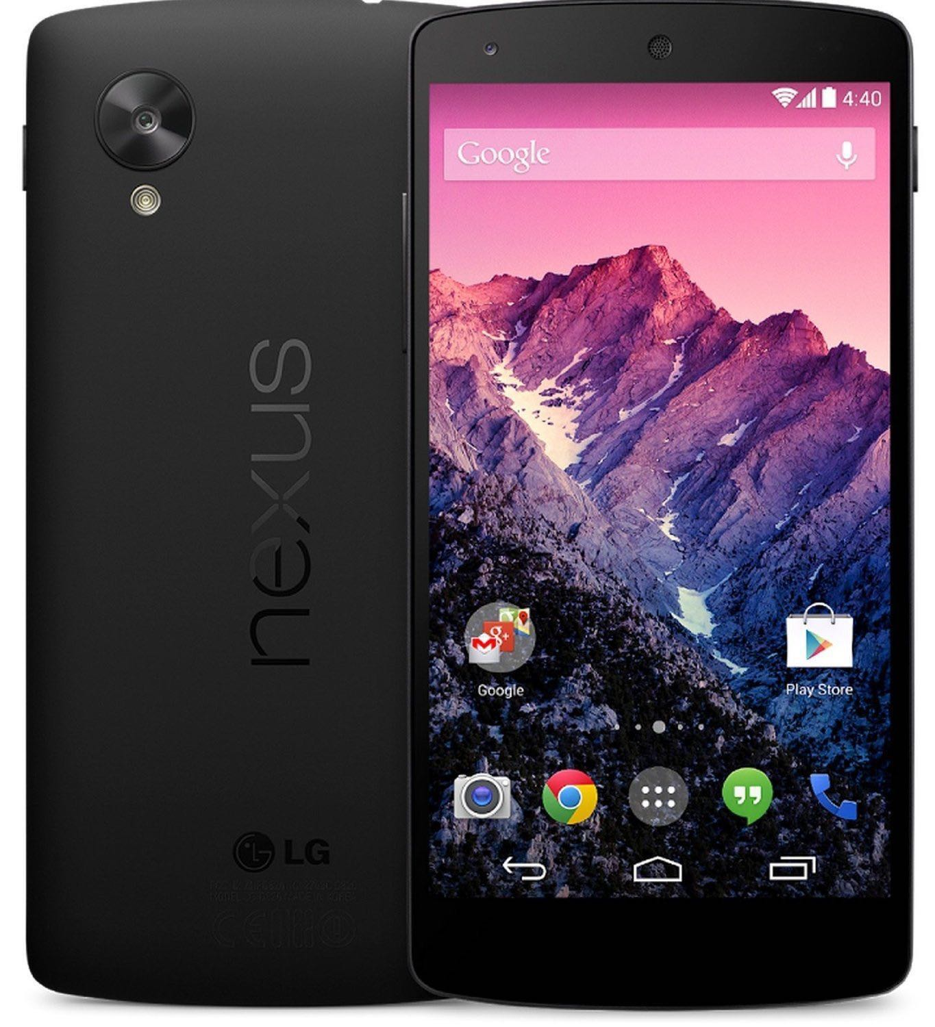 Google Nexus 5 Buy Shop