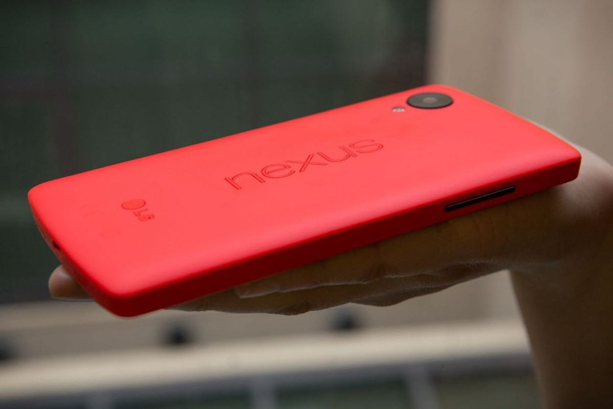 Google Nexus 5 Red USA 0