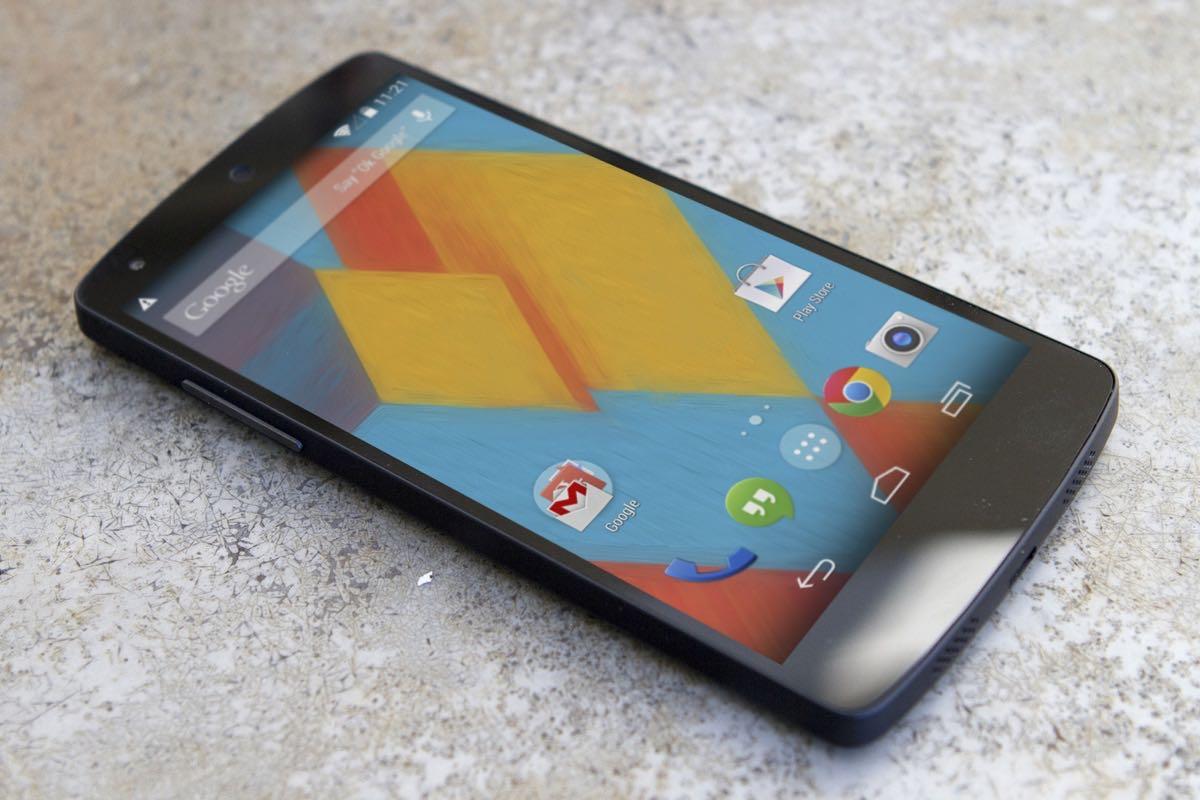 Google Nexus 5 ремонт 2