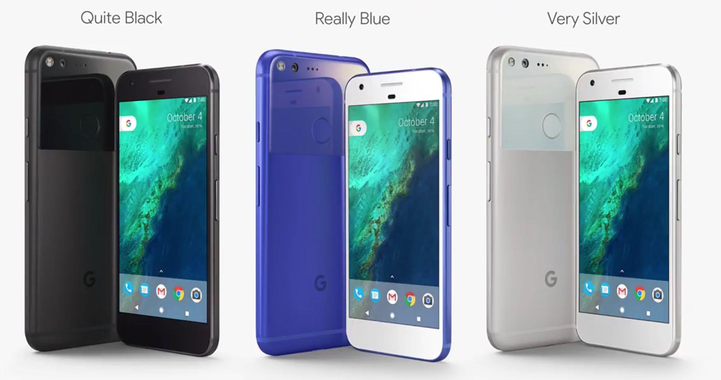Google Pixel 66 67