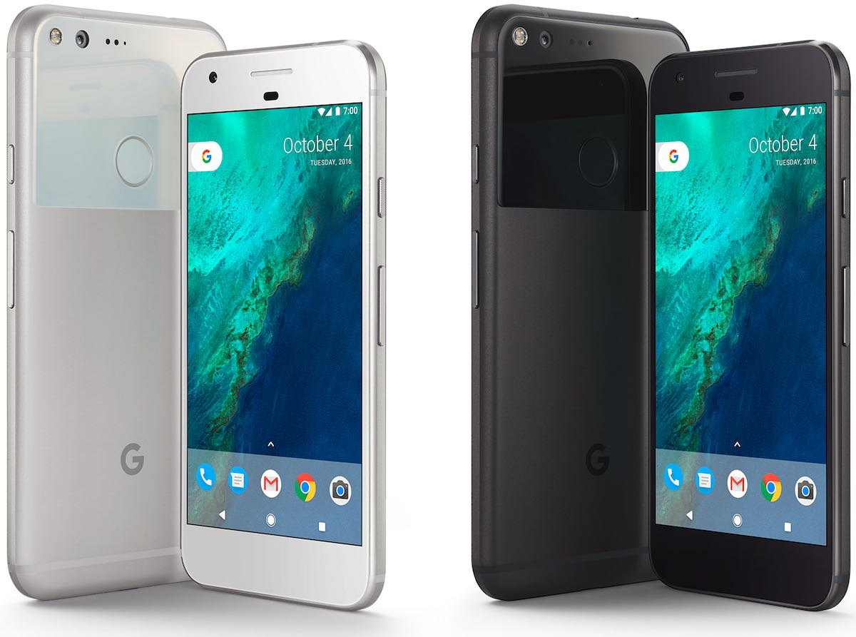 Google Pixel Pixel XL 1