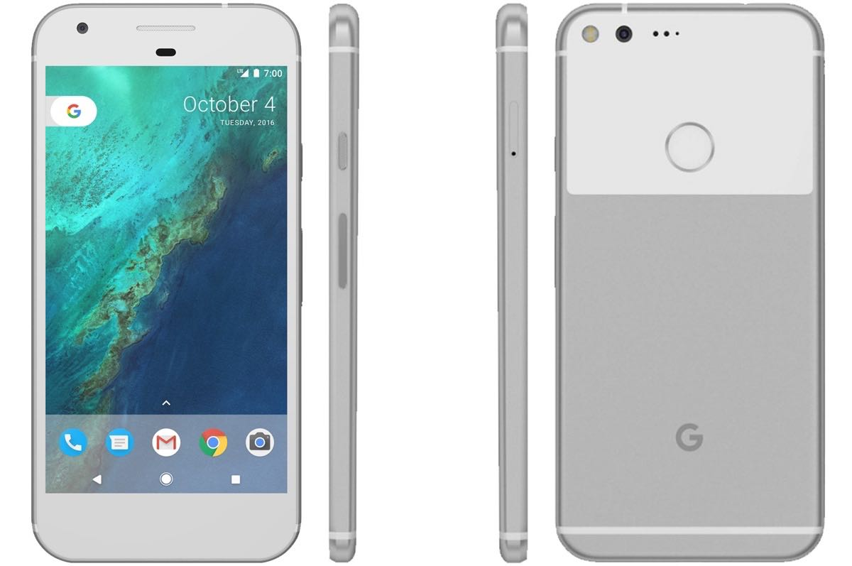 Google Pixel Pixel XL Apple iPhone 7 iPhone 7 Plus review 2