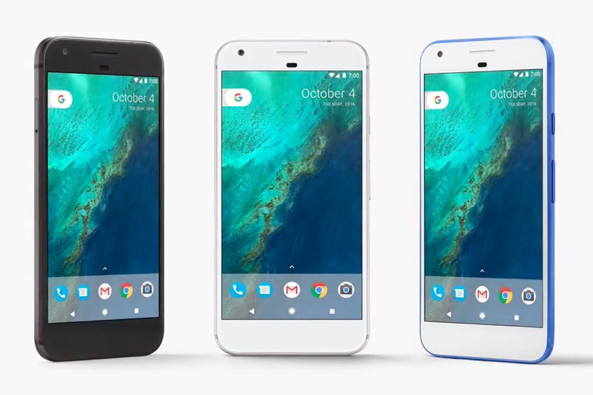 Google Pixel Pixel XL Apple iPhone 7 iPhone 7 Plus review 3