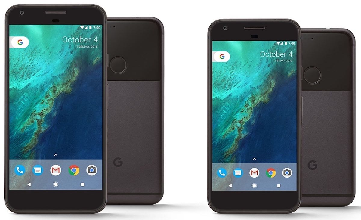 Google Pixel Pixel XL Apple iPhone 7 iPhone 7 Plus review 6