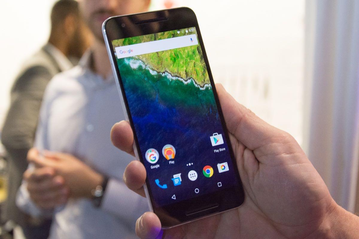 Google Pixel Pixel XL Event 3