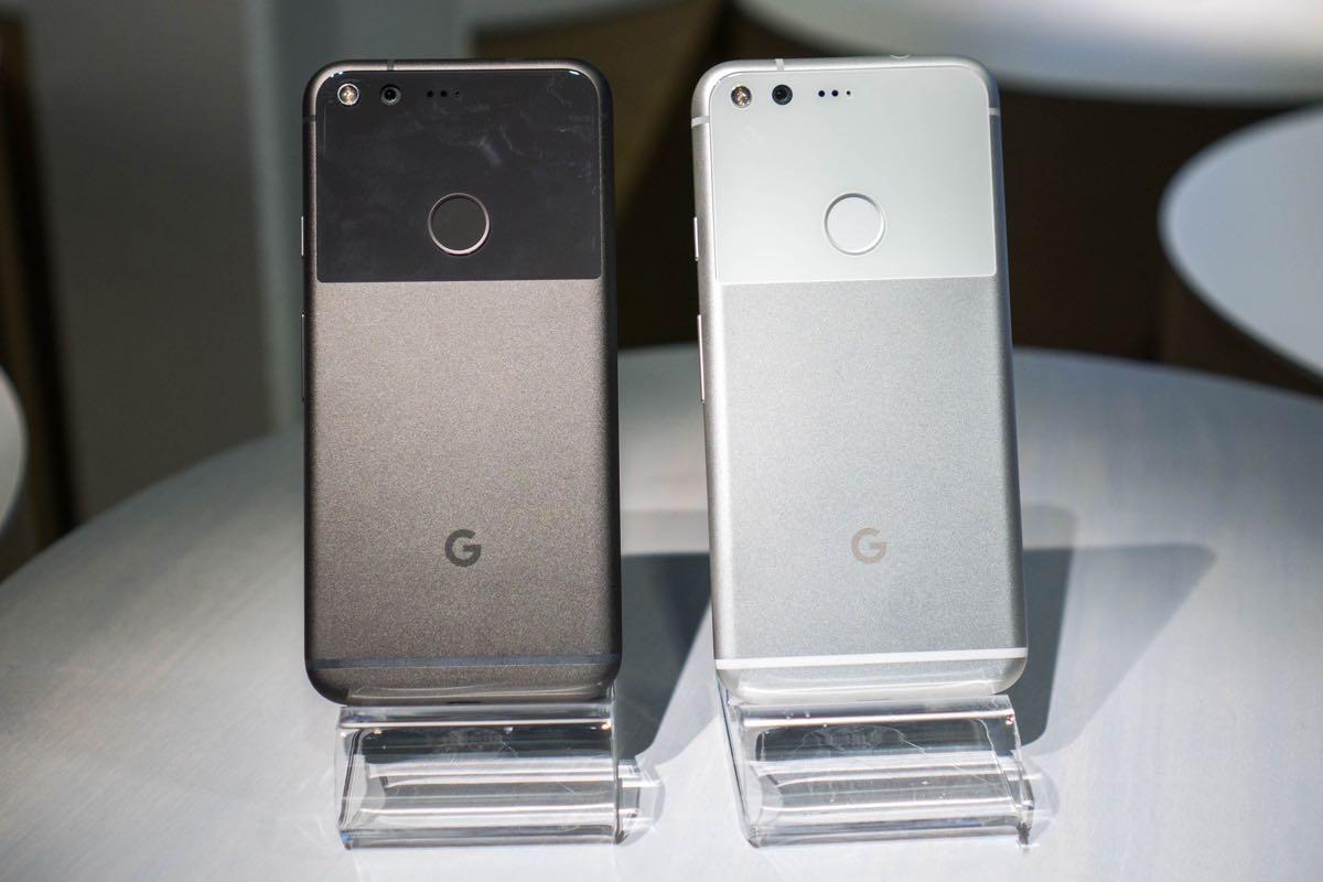 Google Pixel Pixel XL Russia 2