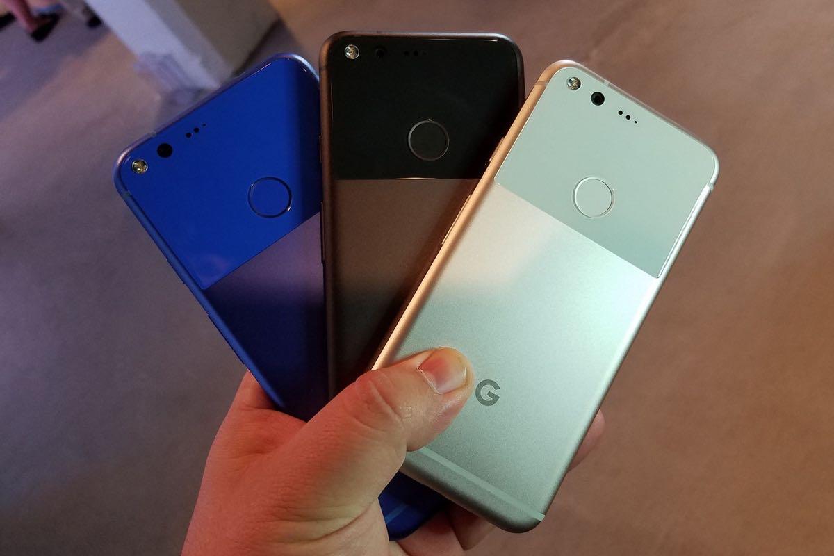 Google Pixel Pixel XL Russia