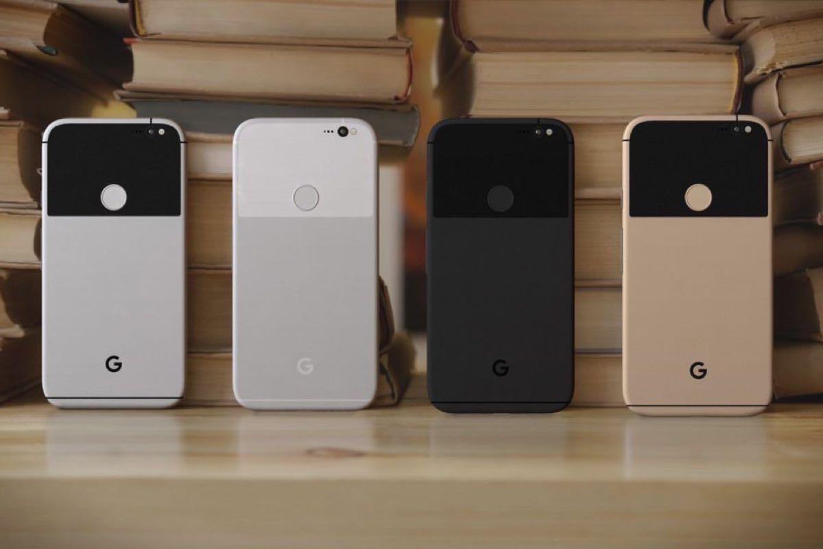 Google Pixel Pixel XL Spigen 5