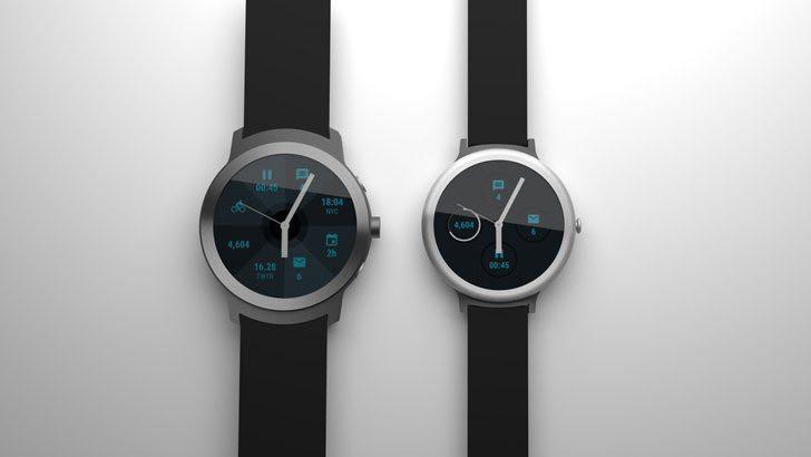 Google Watch Swordfish