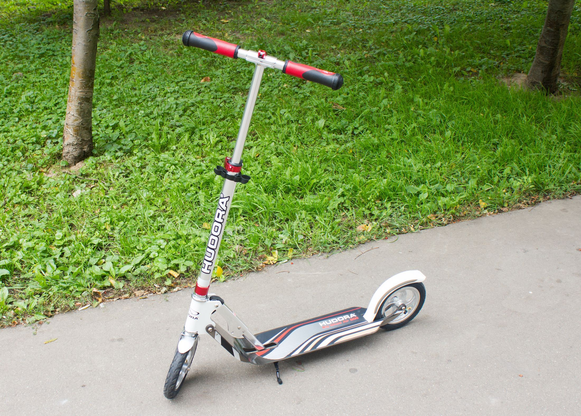 Hudora Big Wheel Air 205 Russia Review 1