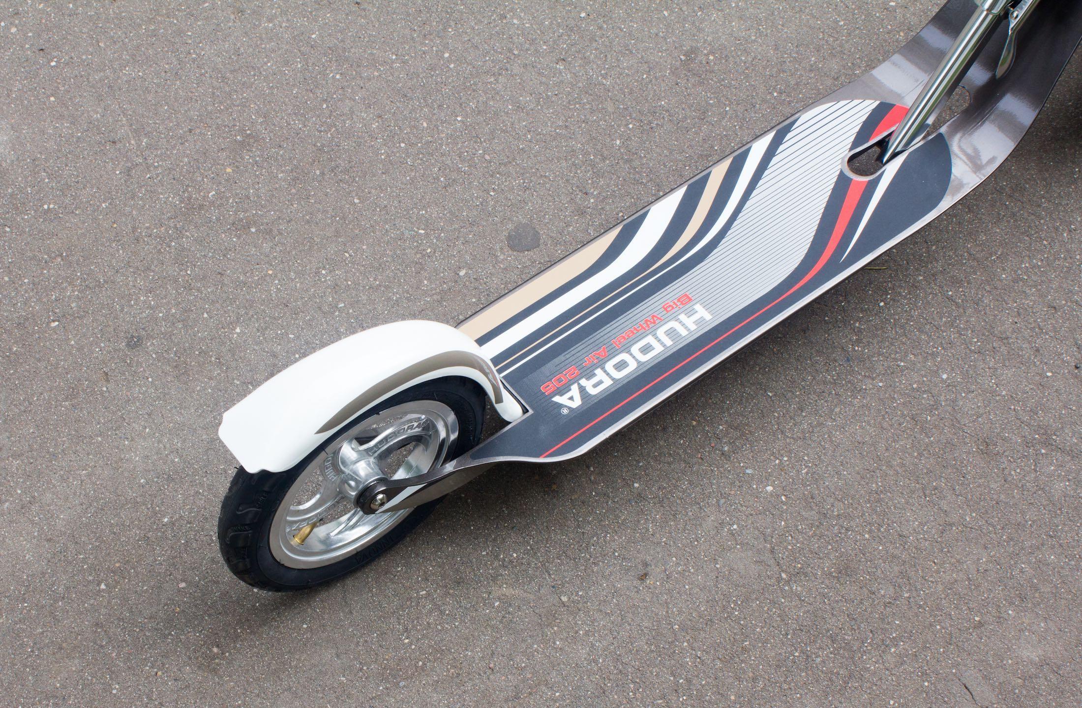 Hudora Big Wheel Air 205 Russia Review 12