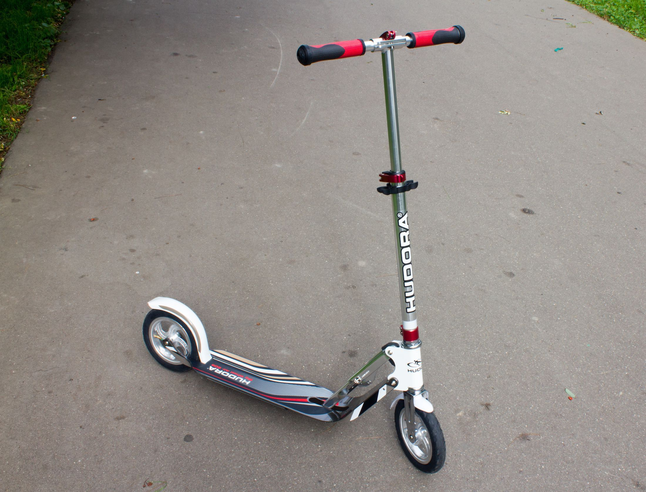 Hudora Big Wheel Air 205 Russia Review 16