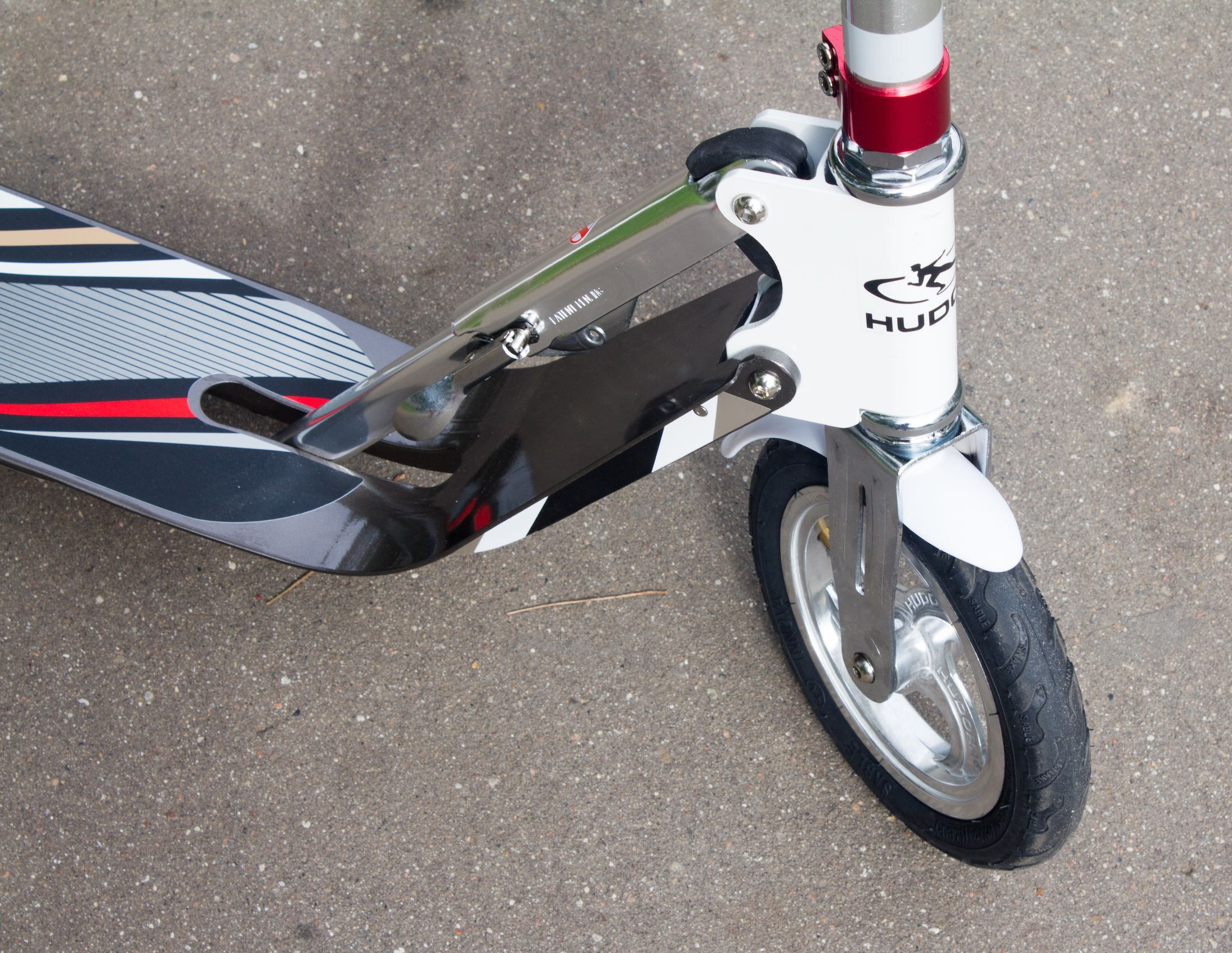 Hudora Big Wheel Air 205 Russia Review 17