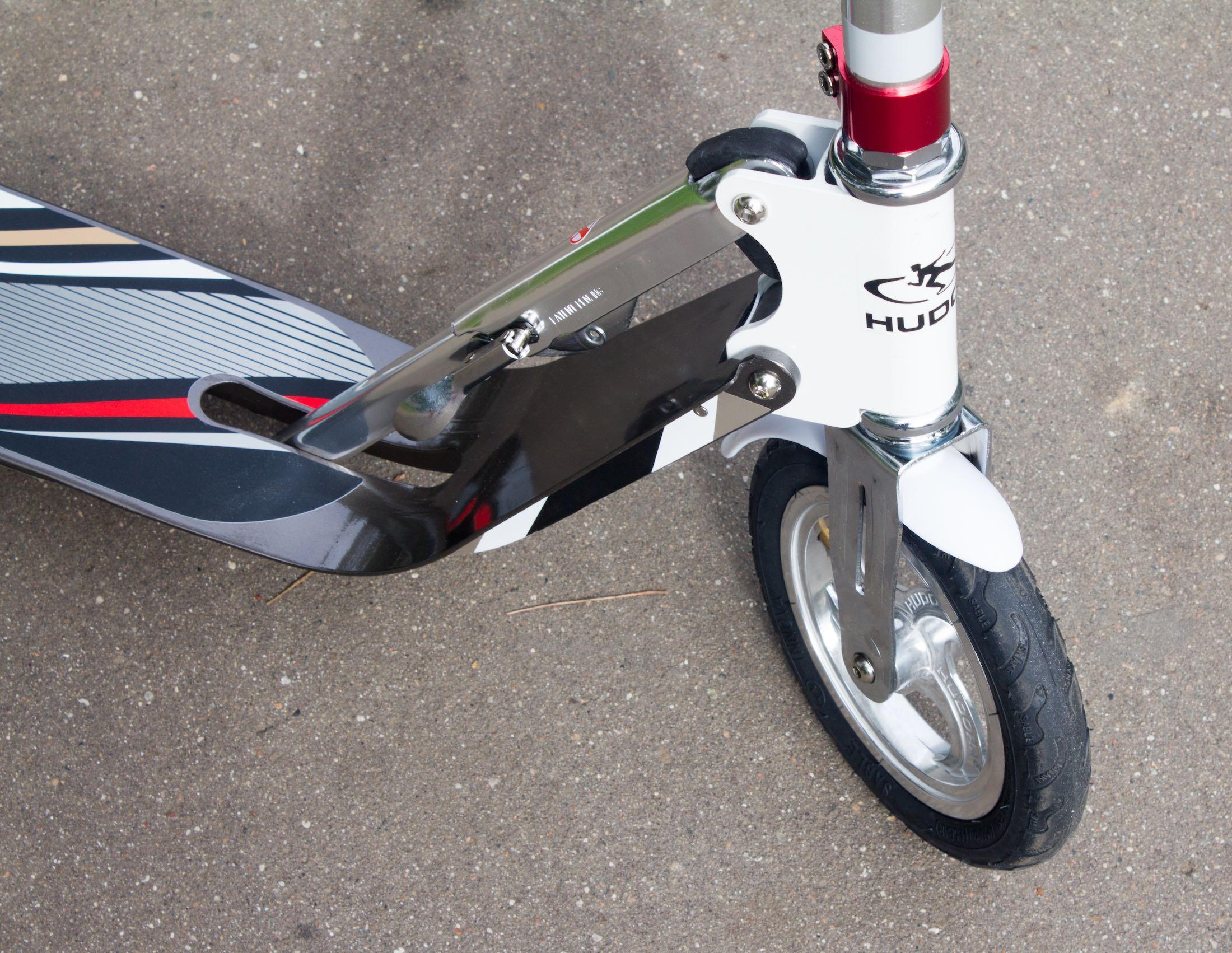 Hudora Big Wheel Air 205 Russia Review 17