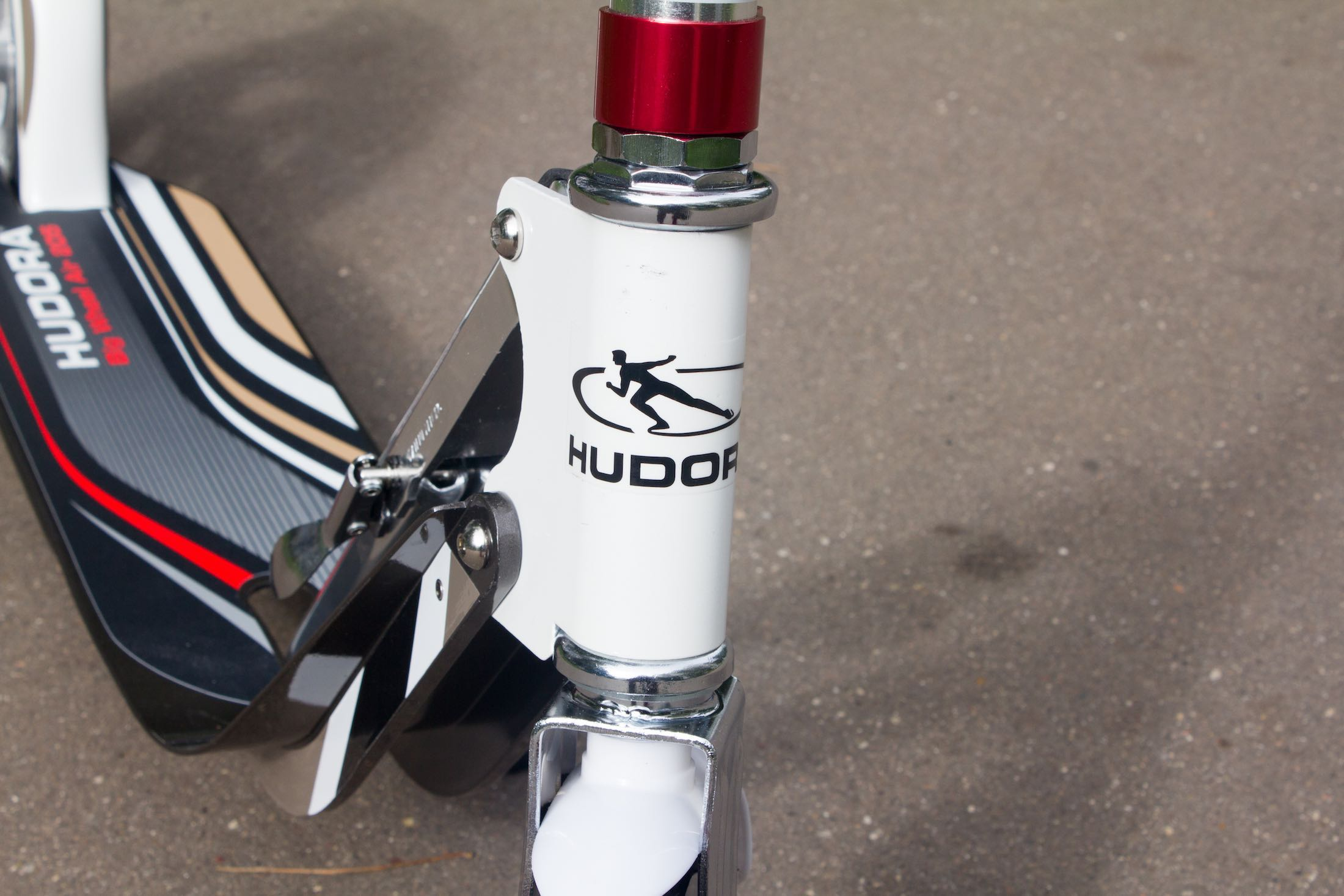 Hudora Big Wheel Air 205 Russia Review 18