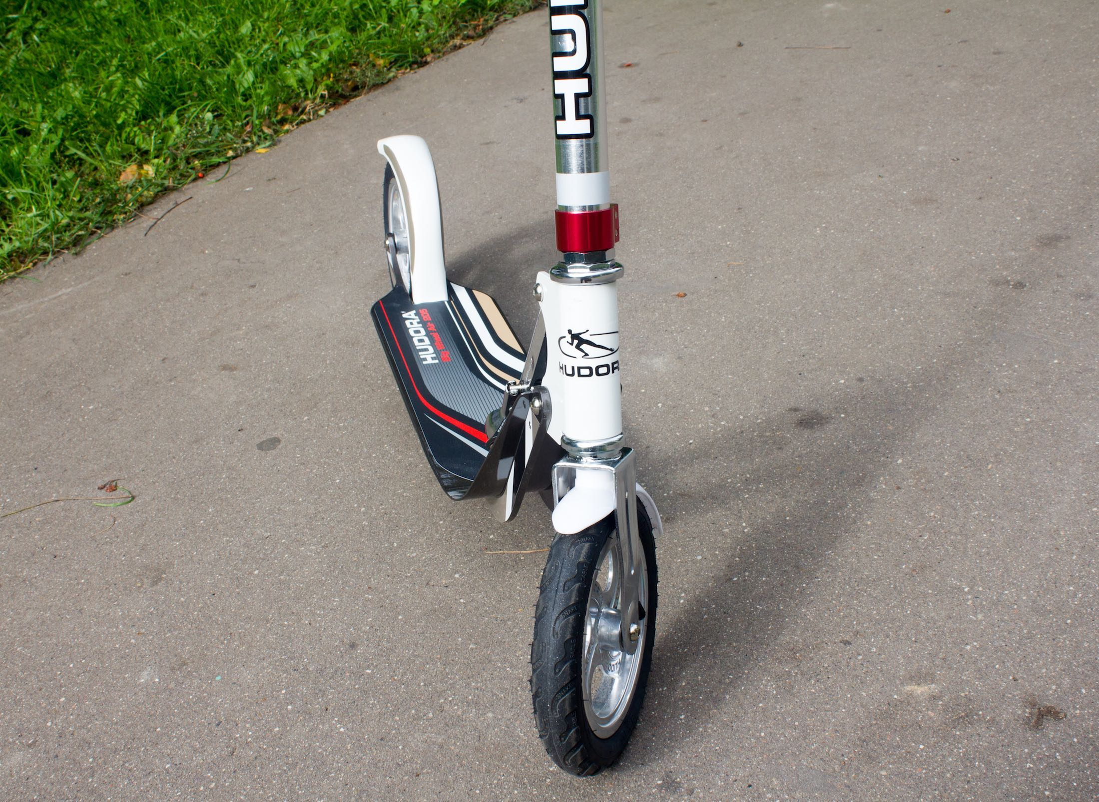 Hudora Big Wheel Air 205 Russia Review 19