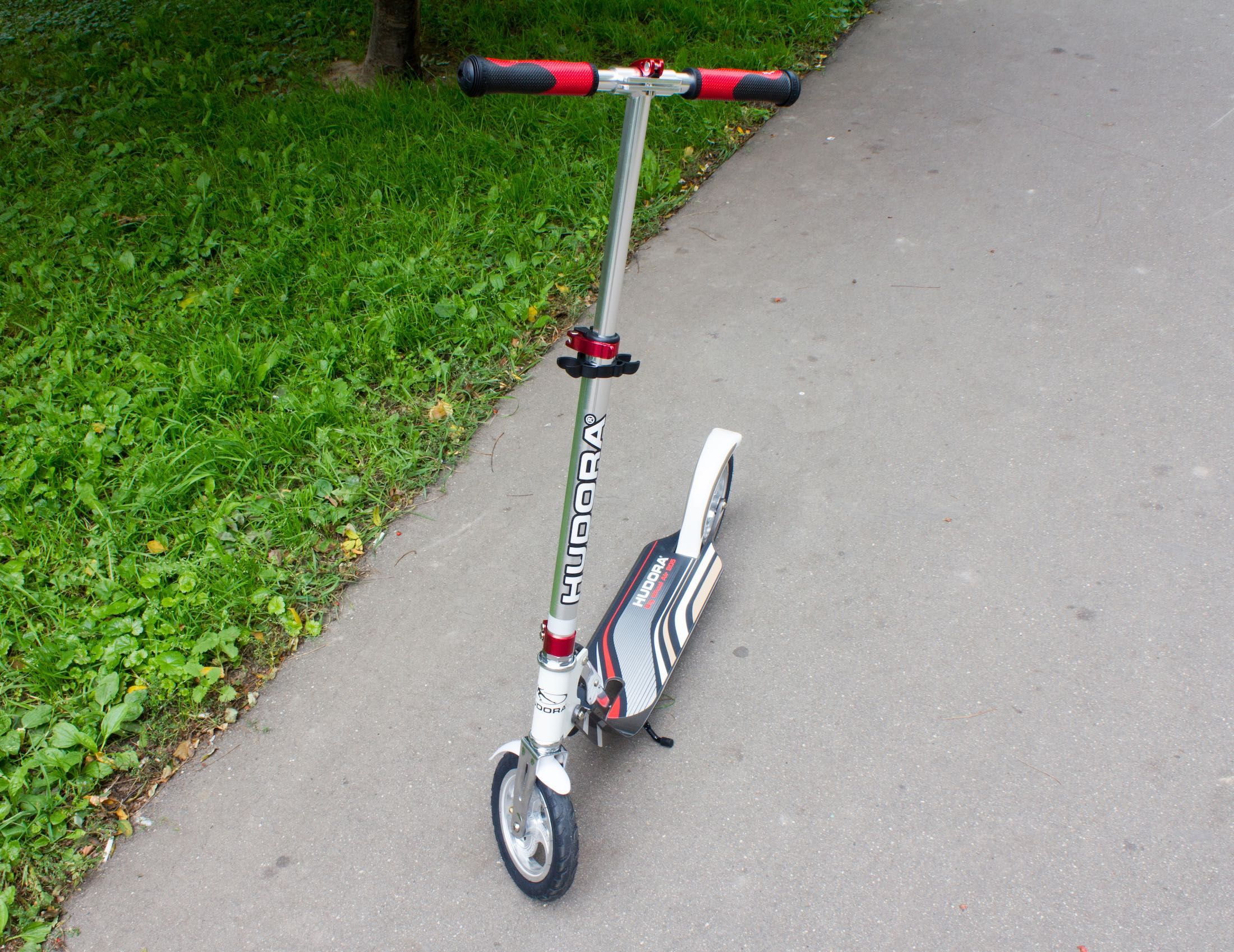 Hudora Big Wheel Air 205 Russia Review 2