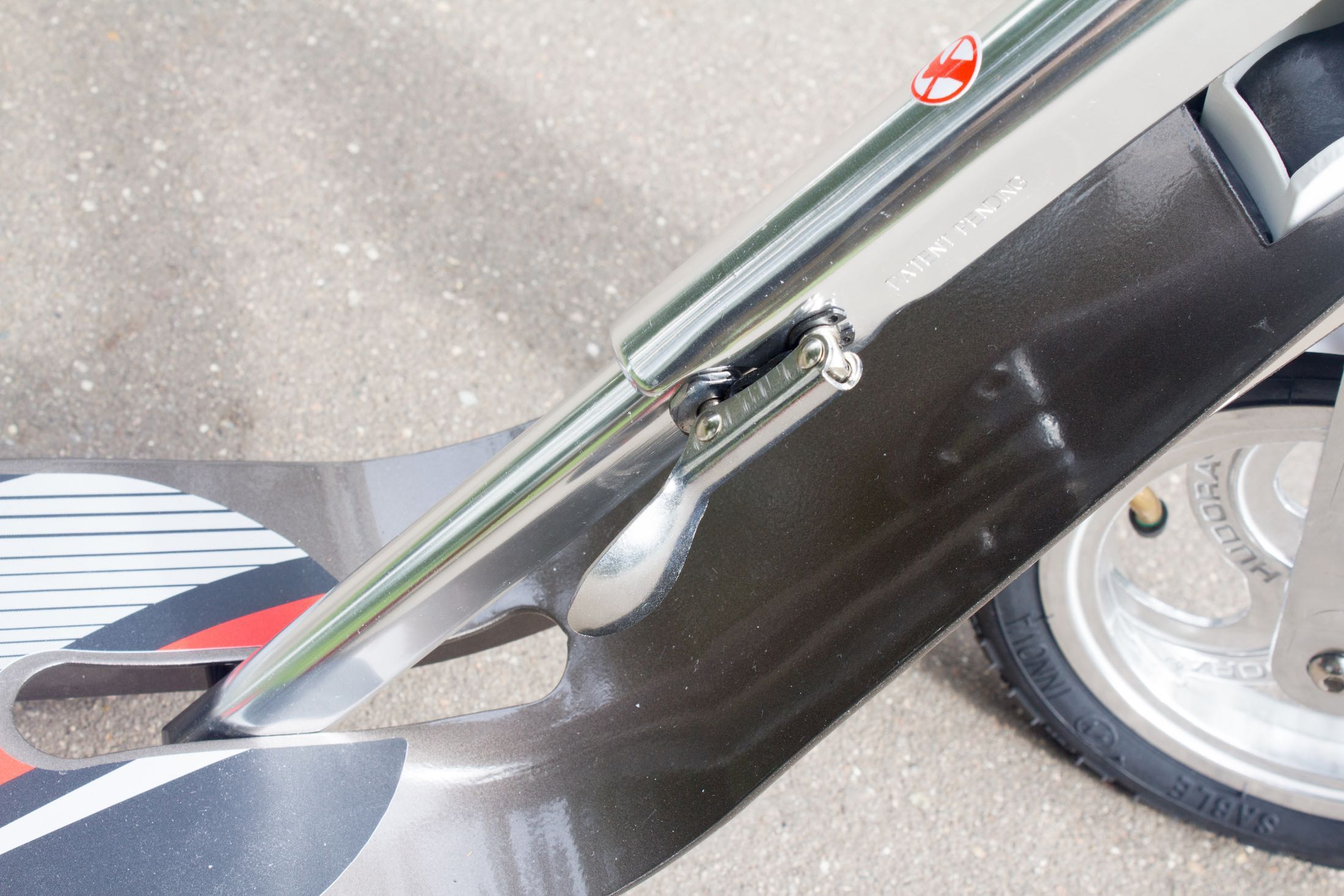 Hudora Big Wheel Air 205 Russia Review 20