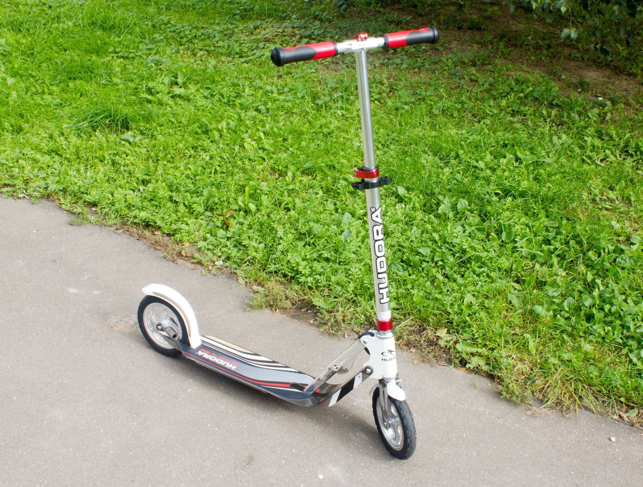 Hudora Big Wheel Air 205 Russia Review 24