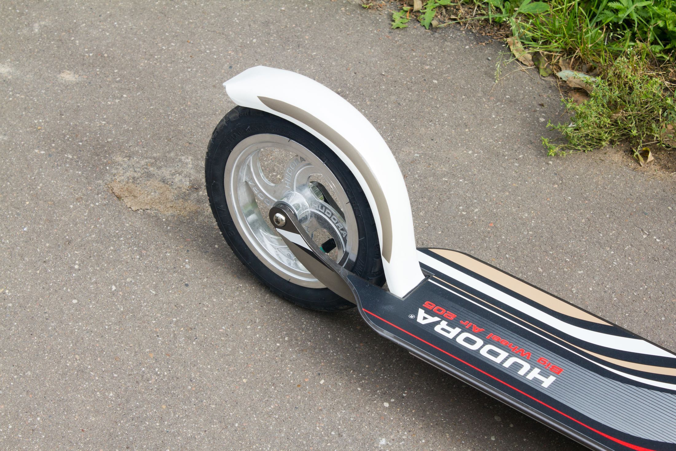 Hudora Big Wheel Air 205 Russia Review 25